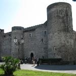 Castello Ursino XIII century.