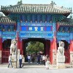 Confucius Graveyard.