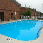 Outdoor Heated Pool
