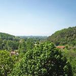 View from La Cachette