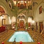Un palais du XVIII , calme luxe et raffinement..