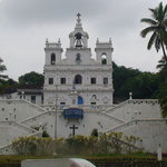 Also known as the Panjim City Church
