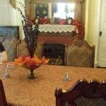 Bisland House Dining Area