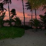 Twilight Beach Setting