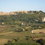 Another View of Montepulciano close up
