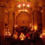 Interior of Sarnic