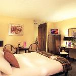 Club Style Bedroom