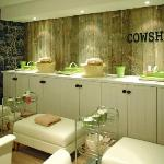 St Moritz Cowshed Spa