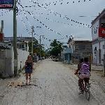 Sand streets