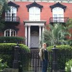 The Mercer house (from Midnight in the Garden of Good and Evil)