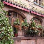 Brasserie Au Dauphin Foto