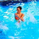 Make a splash in Crown Spa Health Club