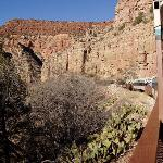 Winter in Verde Canyon