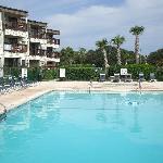 Ocean Forest Villa pool