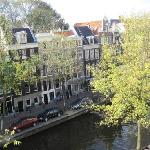 Seven Bridges Hotel - Canal view from Room #9