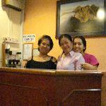 Nora, Jaan and Lina