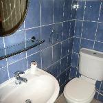 estudio 4 personas - baños