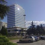 City Hotel Tirana Aufnahme
