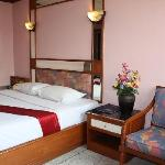 Superior Deluxe Bedroom - 30 sqm - Bedroom @ Royal Asia Lodge