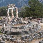 Ruines de Delphes Image