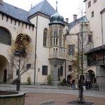 """04/11/2009Château royal dit """"Cour italienne"""""""