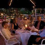 Al-Fresco Dining