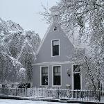 Winter in Broek in Waterland