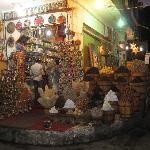 shop in old sharm market