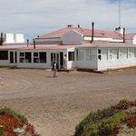 Ristorante dell'albergo al faro di Punta Delgada