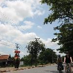 Cycling around Ayutthaya