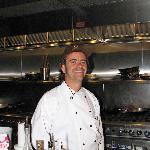 Chef ( owner ) Juca Oliviera