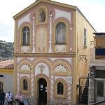 Villefranche chapel