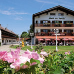 Hotel am Kureck in Bad Wiessee am Tegernsee
