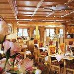 Frühstücksraum im Hotel am Tegernsee