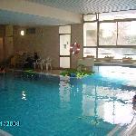 Le piscine!