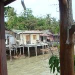 The village Lanta town.