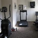 Swan Mountain Resort - Fitness Room