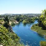 Taupo Bungee. No, I didn't...