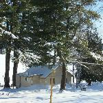 Lakeside Cottage #7 on Halls Lake
