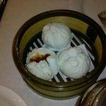 Barbecue beef dumpling