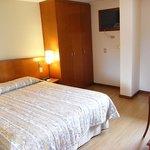 Hotel Moncloaの部屋