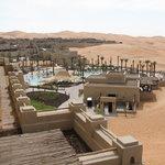 Hotel setting