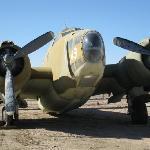 Lockheed Ventura - Pueblo Weisbrod Aircraft Museum