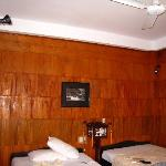 Deluxe room on 2nd floor