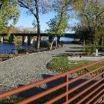 Walkways along the Sacramento River
