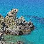 Scoglio del Leone a Zambrone (VV),Calabria
