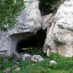 Limestone Quarry, Siracusa, Sicily