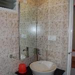 comfort room toilet