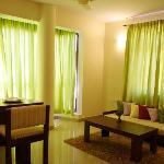 Royal Suite ~ Living Room