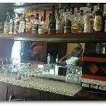 Transit Motel Ukonga bar